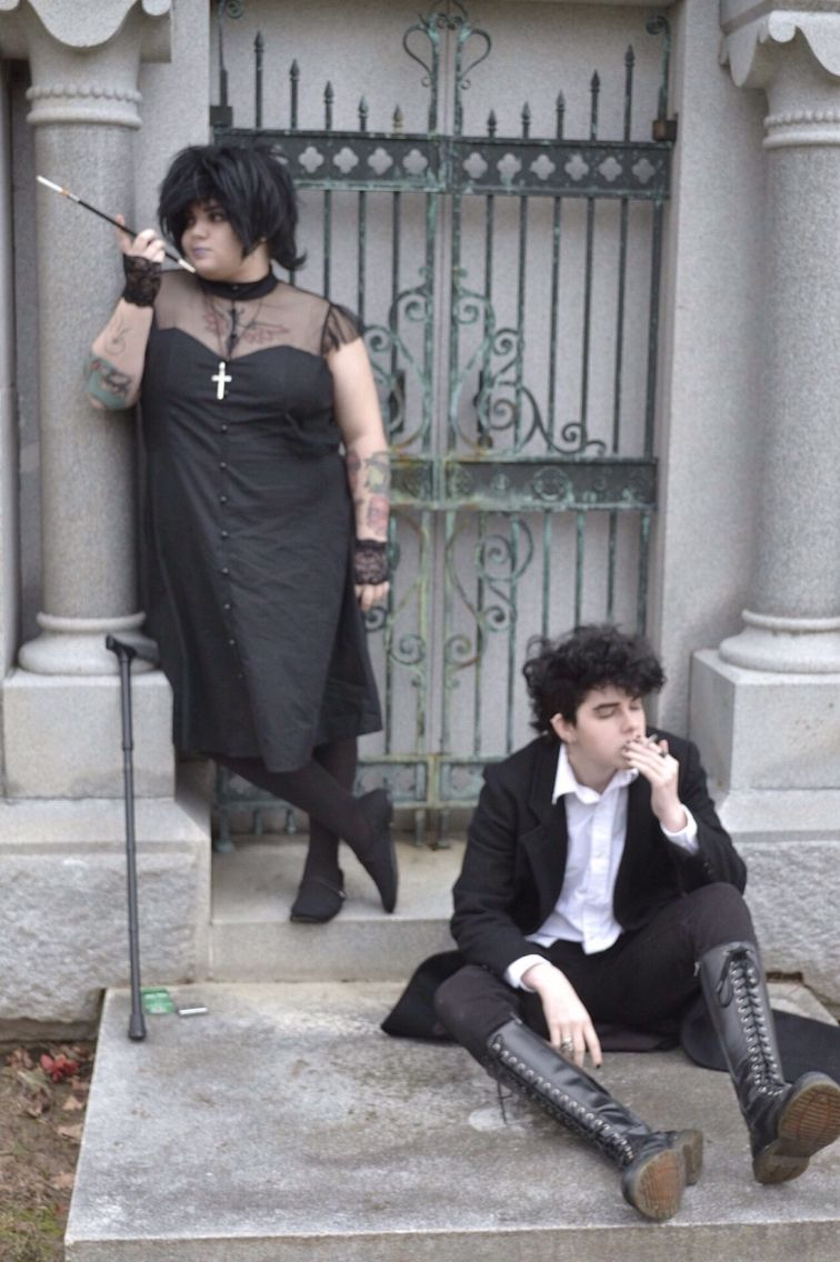 Goth Kids From South Park Cosplay South Park Cosplay South Park