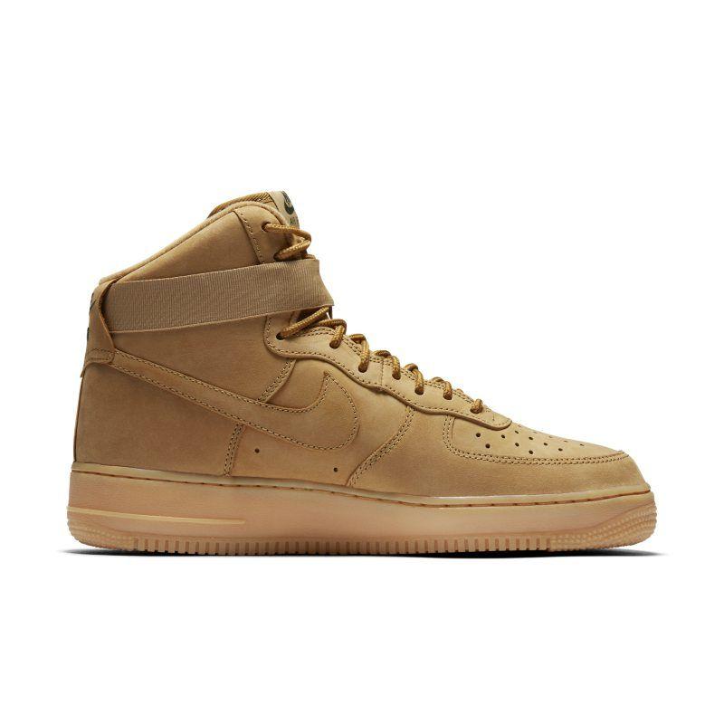 official photos f848a 5ceb6 Nike Air Force 1 High 07 LV8 WB Men s Shoe - Gold