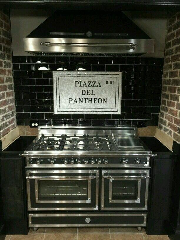 Frisco Texas Kitchen Backsplash Custom mosaic focal