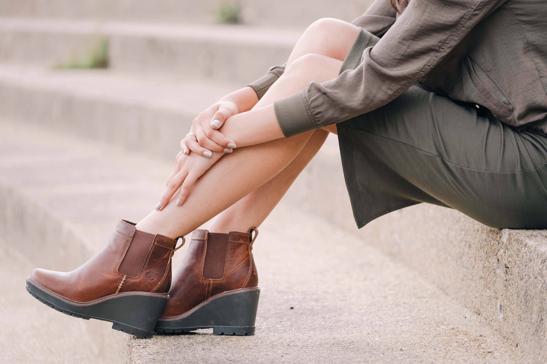 f19a94f758d Women s Kellis Wedge Chelsea Boots