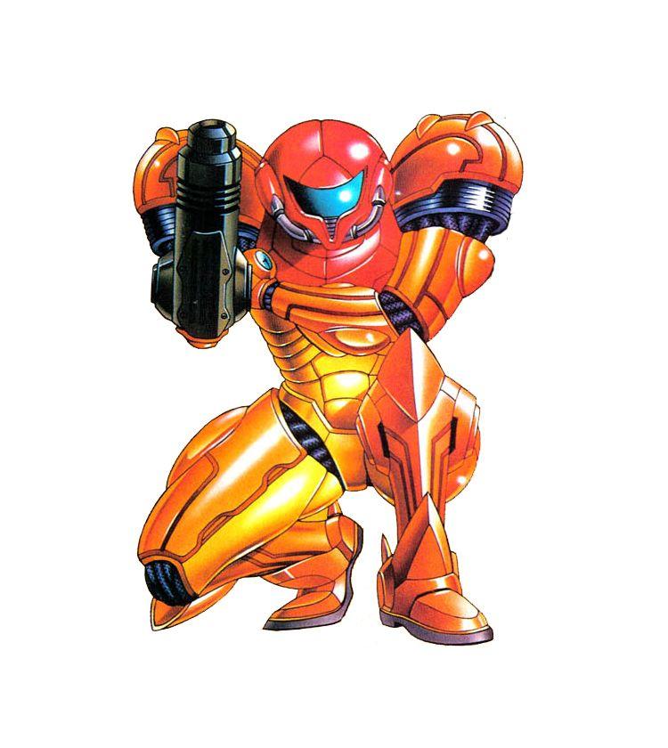 samus power suit super metroid wwwimgarcadecom