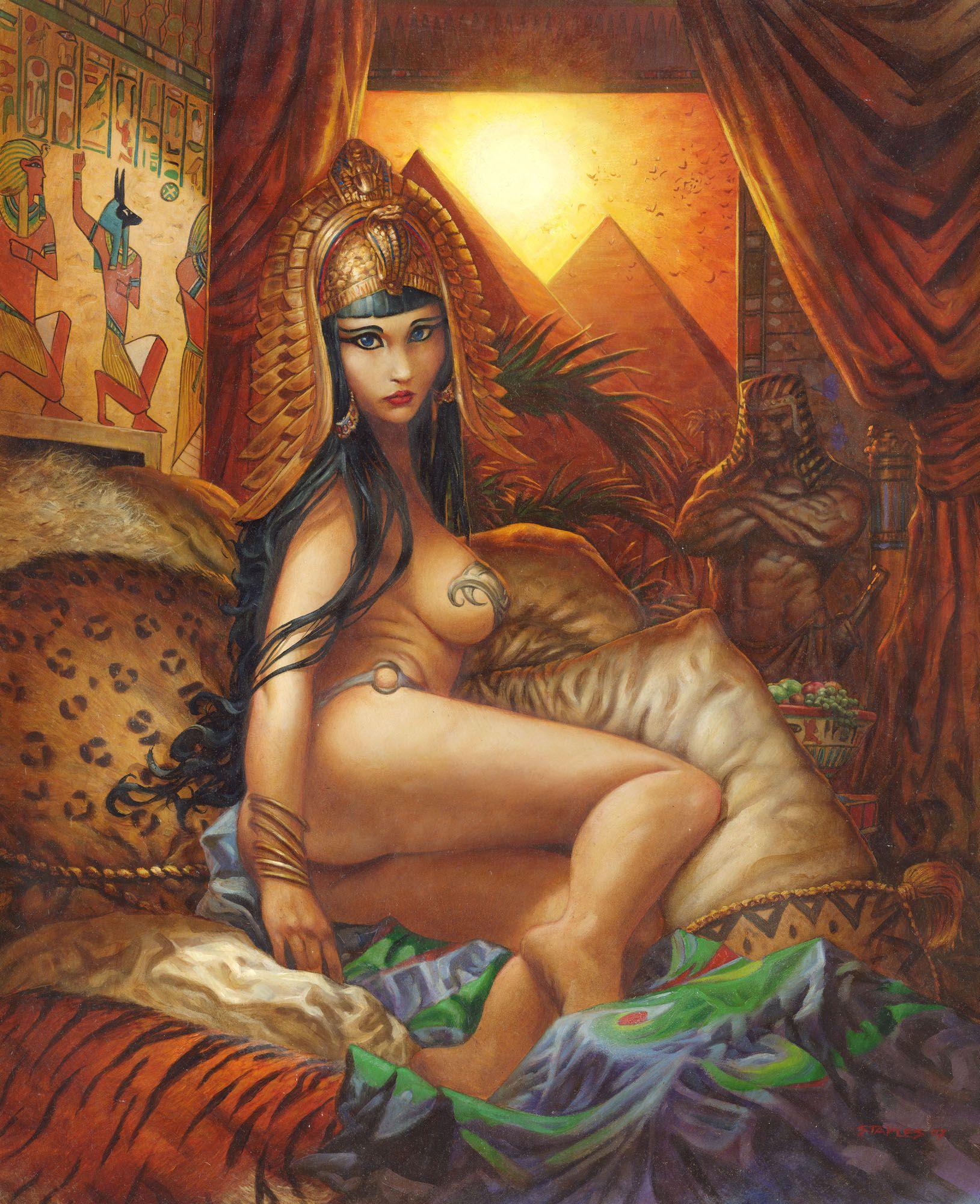 Egyptian faience