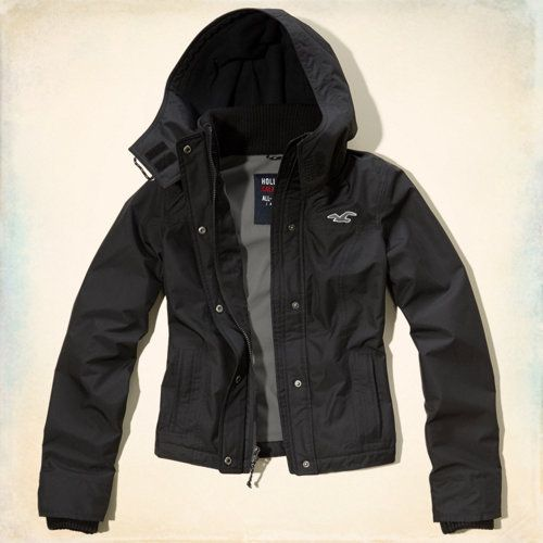 Jacket Hollister All Weather The The 6b7Yyfg