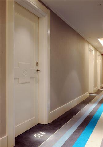 Hma La Reserve Hotel Interior Design Hotel Hallway Corridor Design