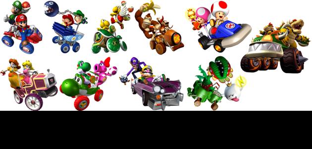 Blast From The Past Mario Kart Double Dash Gamecube Mario