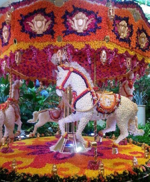 Bellagio's garden -Las Vegas