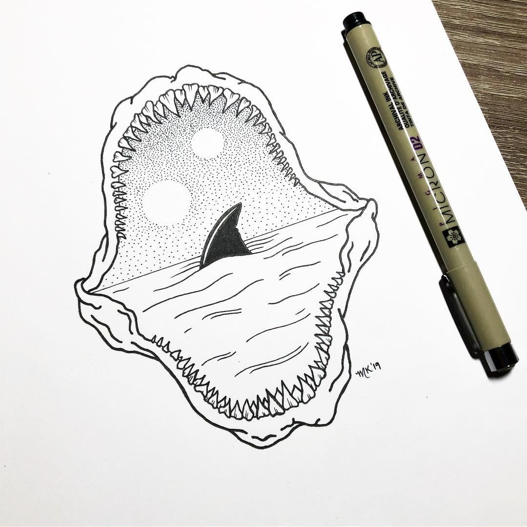 Instagram Jaw Tattoos: Pin By Backcountry Ink On My Illustrations