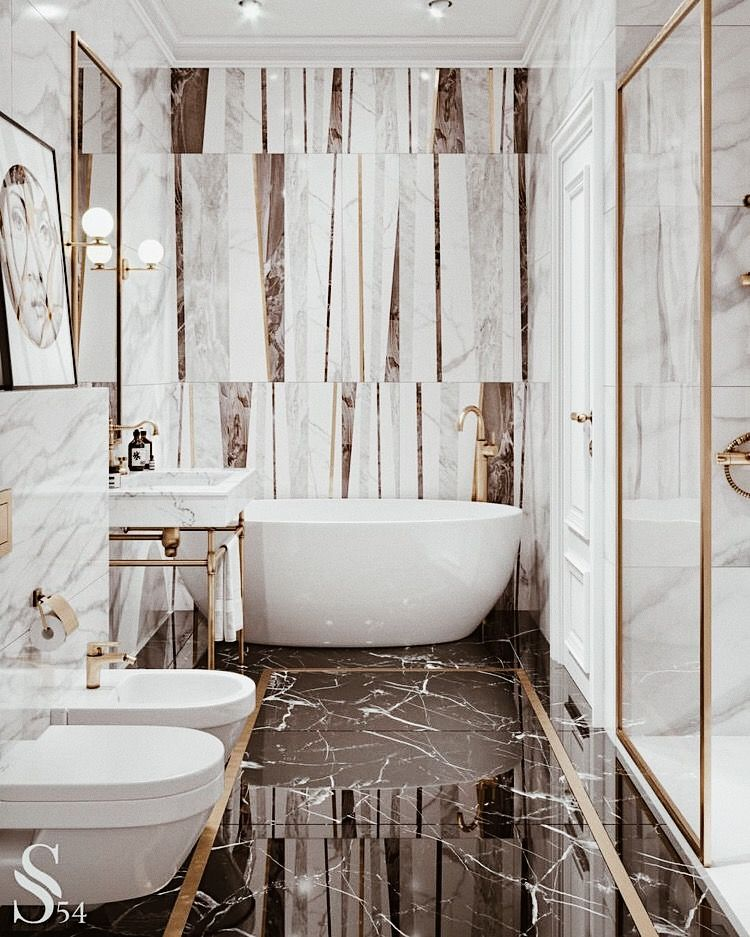 Home Design Ideas The Trendiest Washroom Tiles For You: Pin By Tasha DeWitt On My Heart Is My Home ️