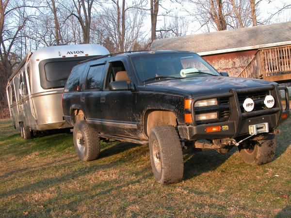 Solid axle swap tahoe | Suburban Ideas | Gm trucks, Vintage