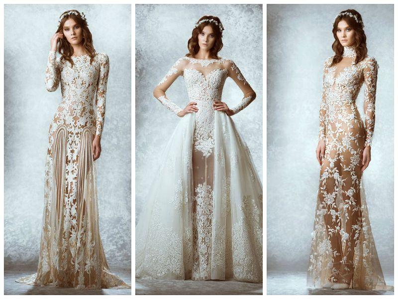 encajes finos para vestidos de novia - Buscar con Google | Prendas ...