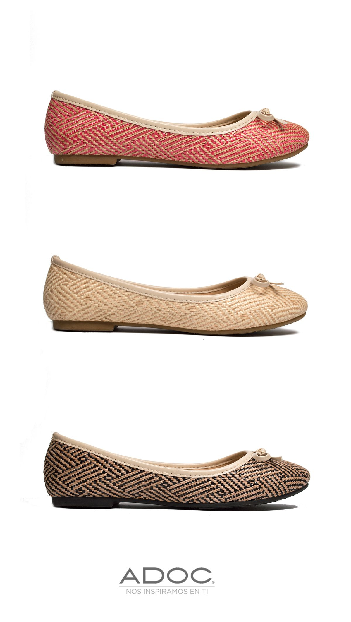b49f189e9 Zapatos Grace de ADOC disponibles en color negro