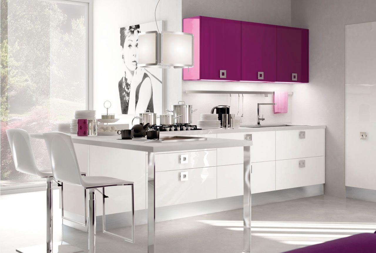 Cucina Moderna Lilla.Martina Cucina Lube Moderna Martina Cucine Lube Moderne