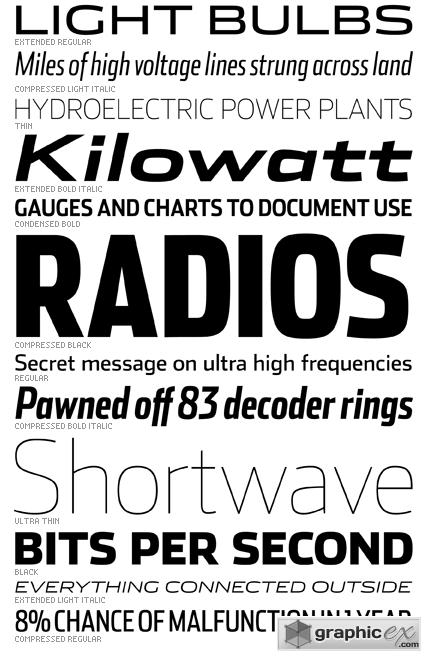 descargar tipografia thesis sans