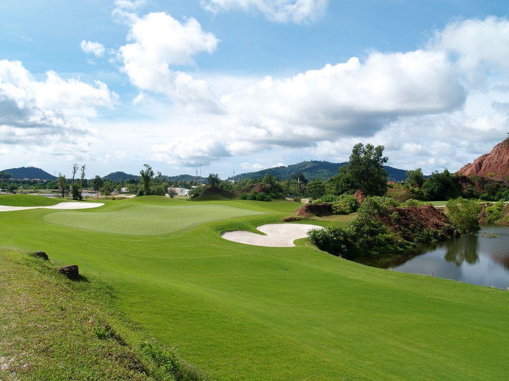 21+ Alpine bangkok golf information