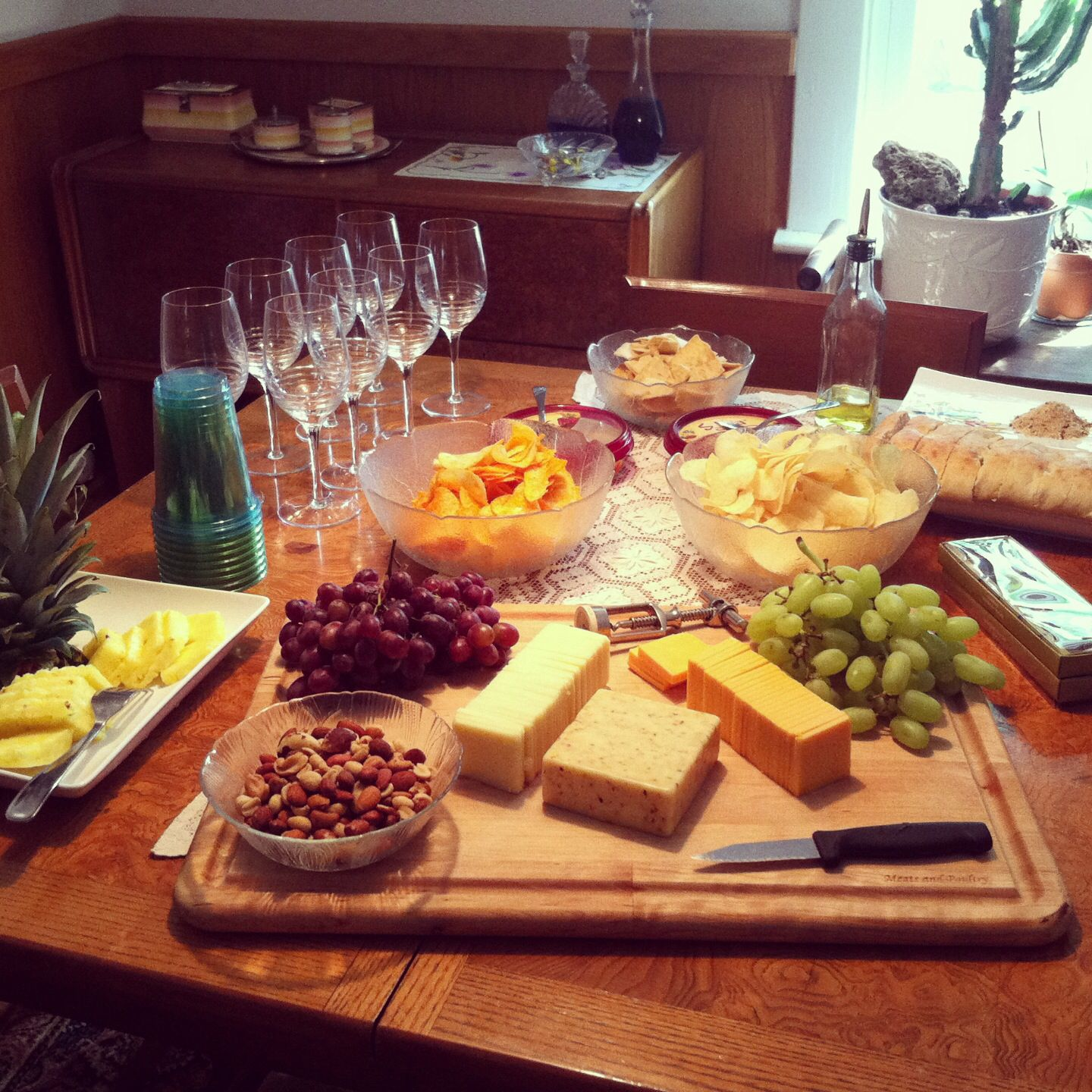 Food To Include At A Wine Tasting Party