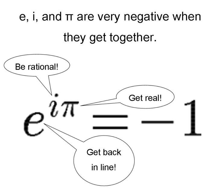 One Of My Favorite Calculus Math Jokes Math Especially Calculus