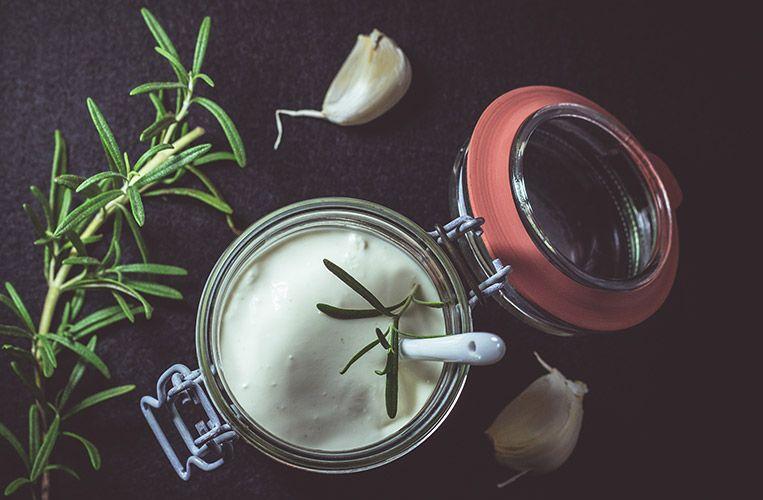 Mallorquinische Aioli ohne Ei  Rezept   Reisehappen