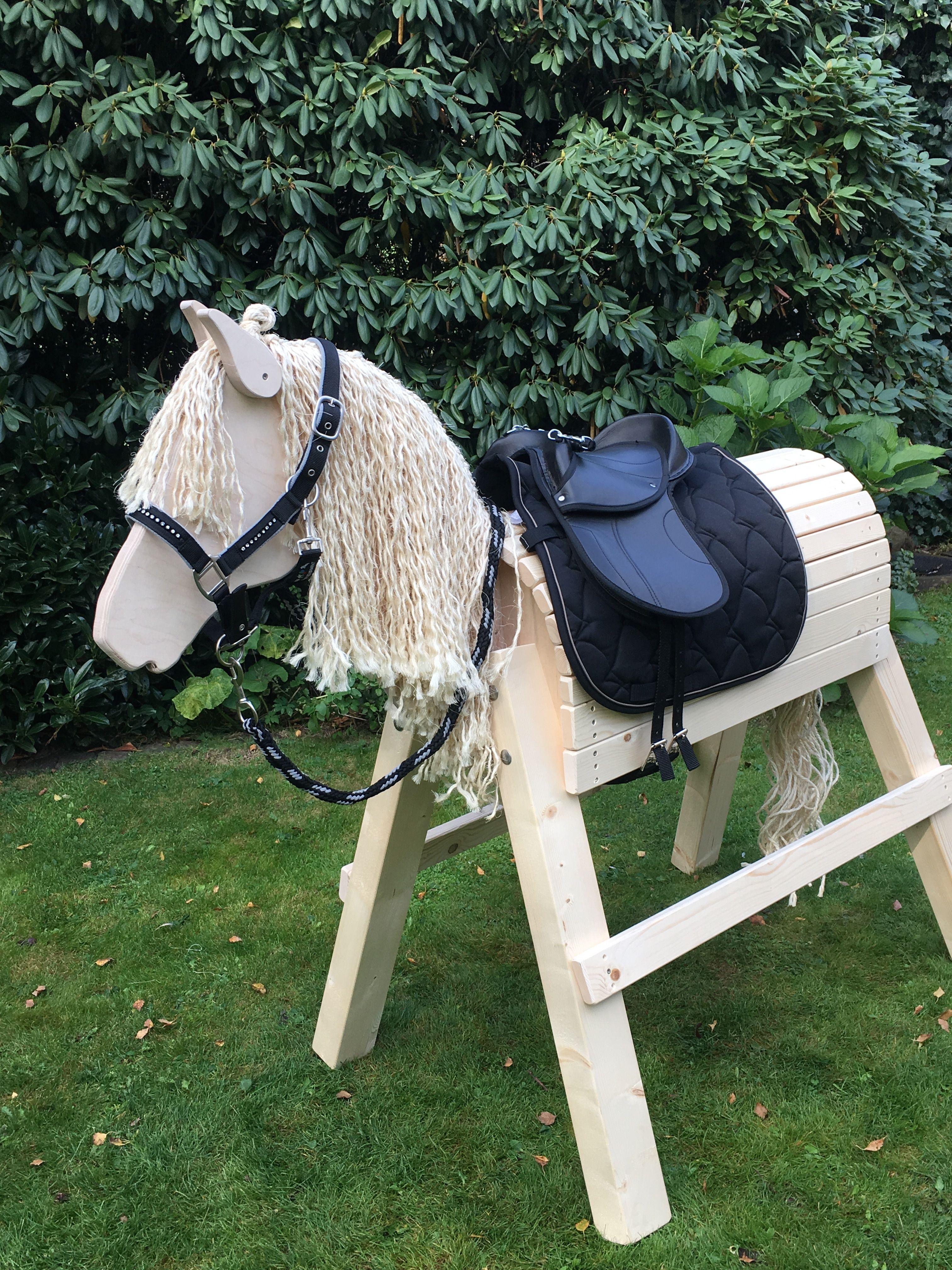 Pin van Cécile Lakerveld op Paard maken - Houten paard en ...