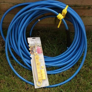 Hose Storage And Cable Management The Xl Hose Roadee Is Suited To Hoses Such As Water Air Compressor Or Pressur Hose Storage Washer Hoses Cool Things To Buy