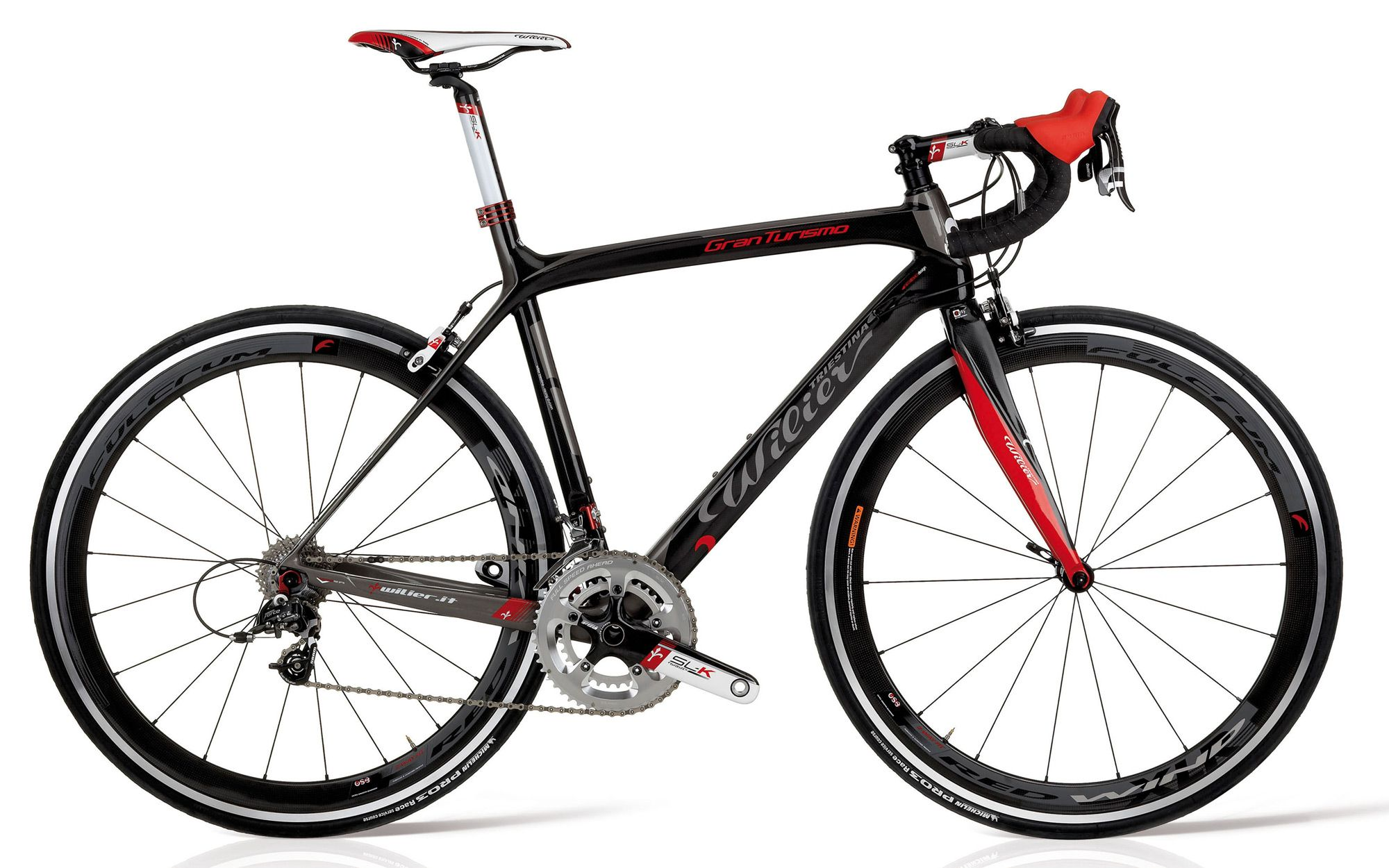 c7500b99e Wilier Triestina Granturismo black red Cycling News