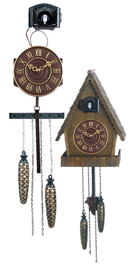 Quartz Cuckoo Clock Movement Cuckoo Clock Clock Clock Movement Kit