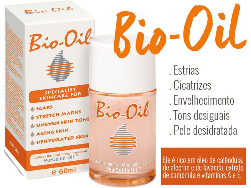 Bio Oil O Oleo Milagroso Para Tratar Cicatrizes E Estrias