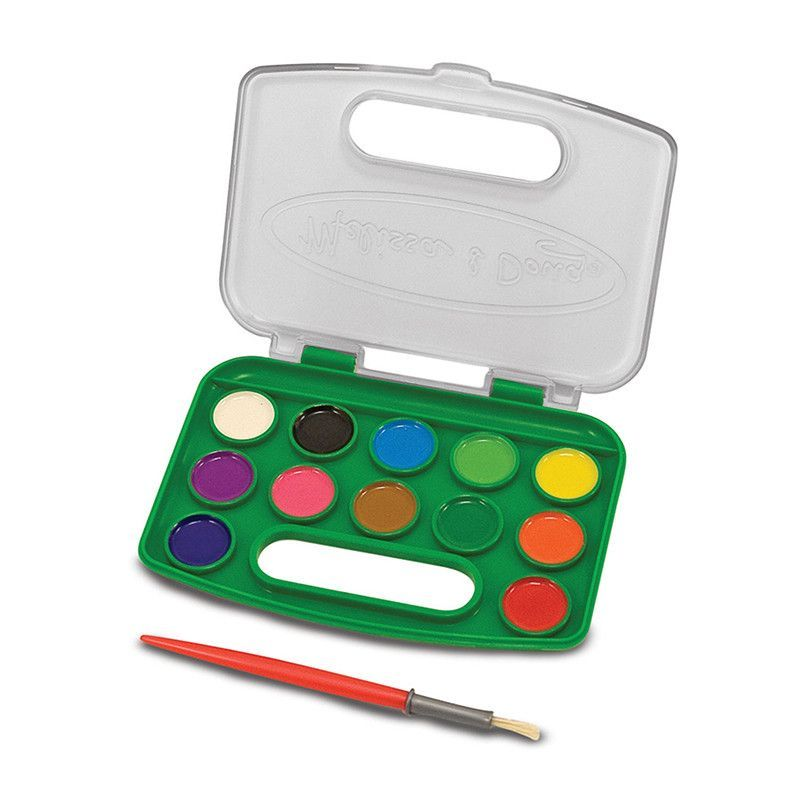 TAKE ALONG WATERCOLOR PAINT SET