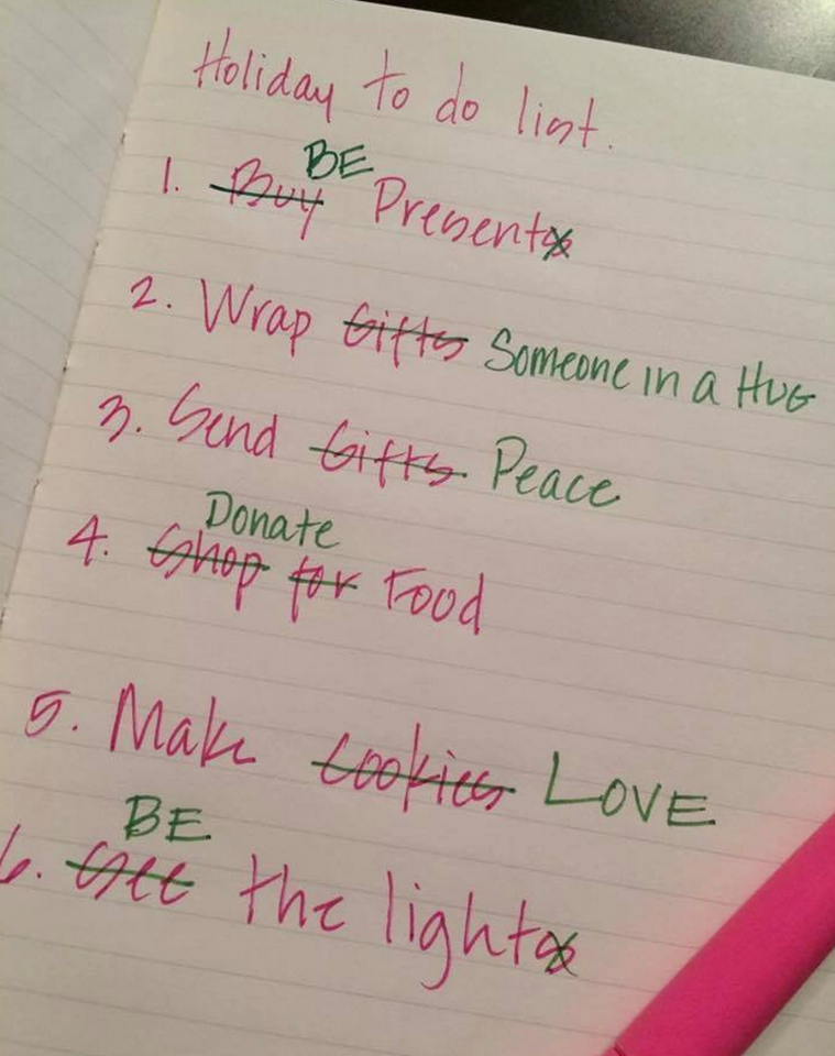 He Is Our Gift In Spirit Of This Amazing Holiday List. Best Tradition All  Year Through!