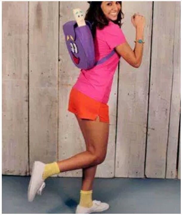 Dora ventureira fantas(ide)ias Pinterest Costumes, Diy - work halloween ideas