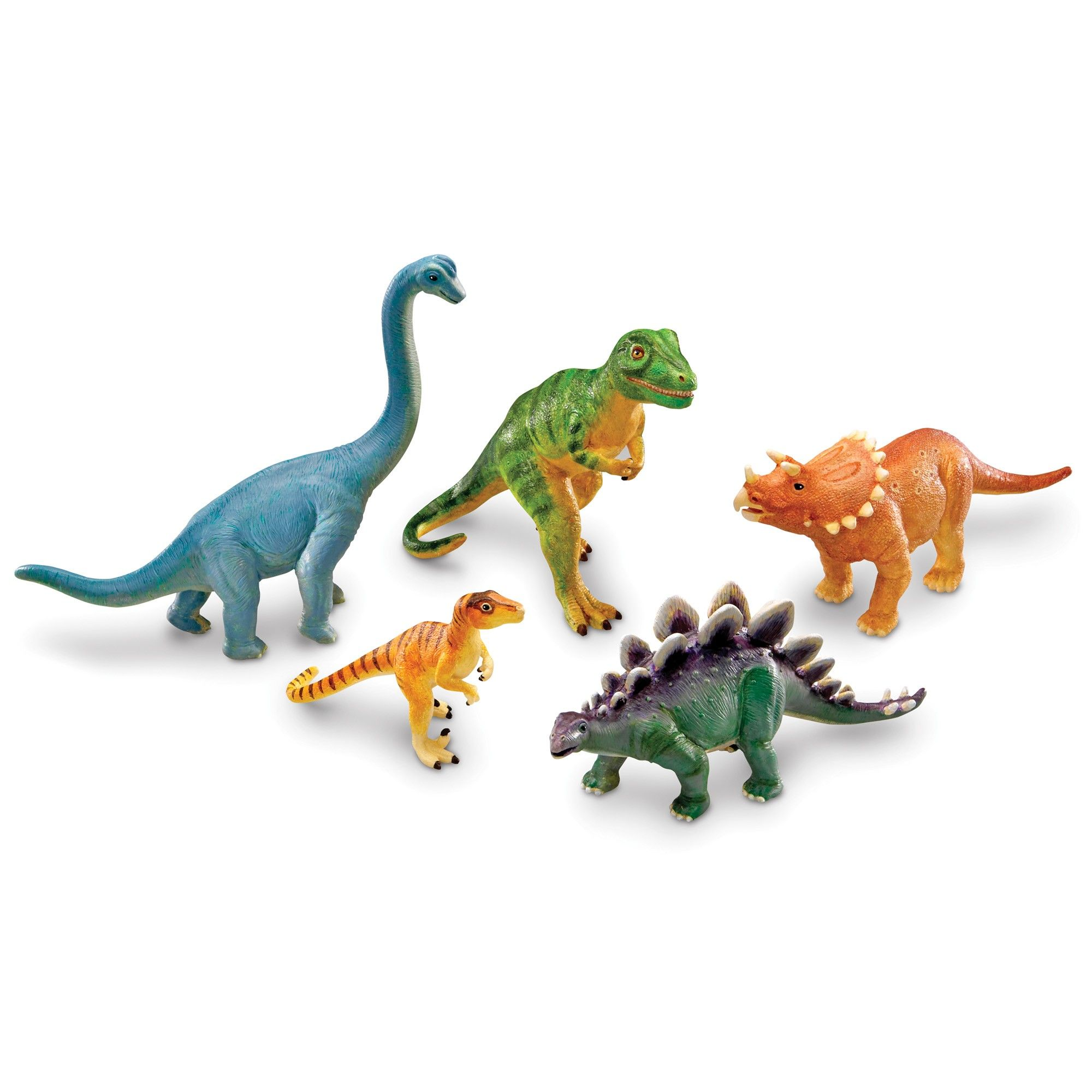 Learning Resources Jumbo Dinosaurs Dinosaur toys