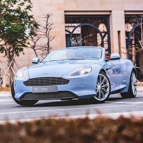 Aston Martin Db9 Volante Aston Martin Pinterest Aston Martin