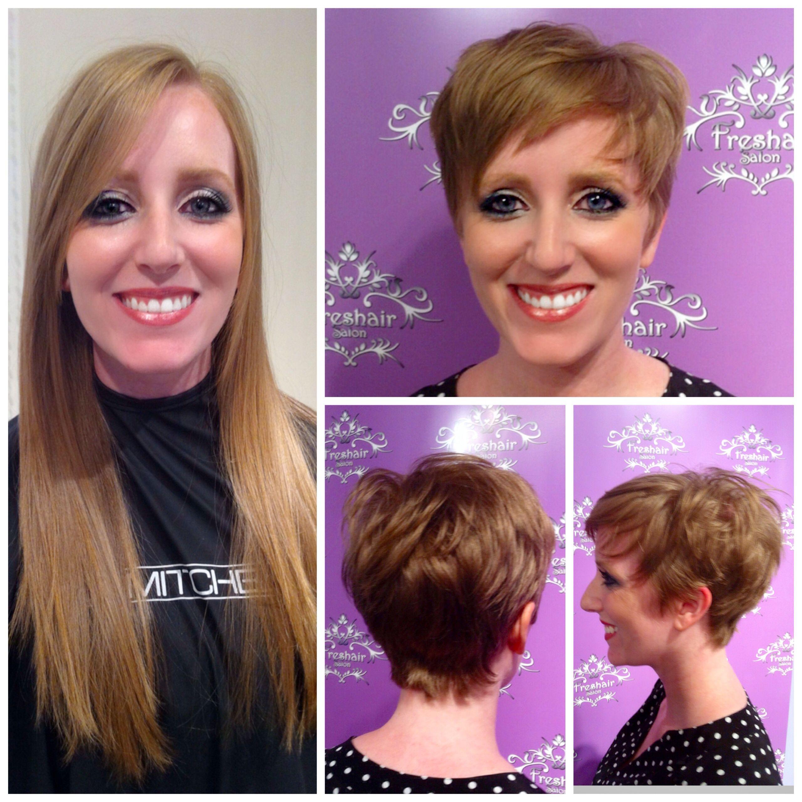 Fun pixie cut by stylist misty mills mistys guest grew her hair fun pixie cut by stylist misty mills mistys guest grew her hair out for pmusecretfo Images