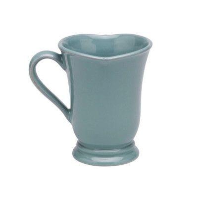 Casafina Meridian Plain Mug (Set of 4) Color: