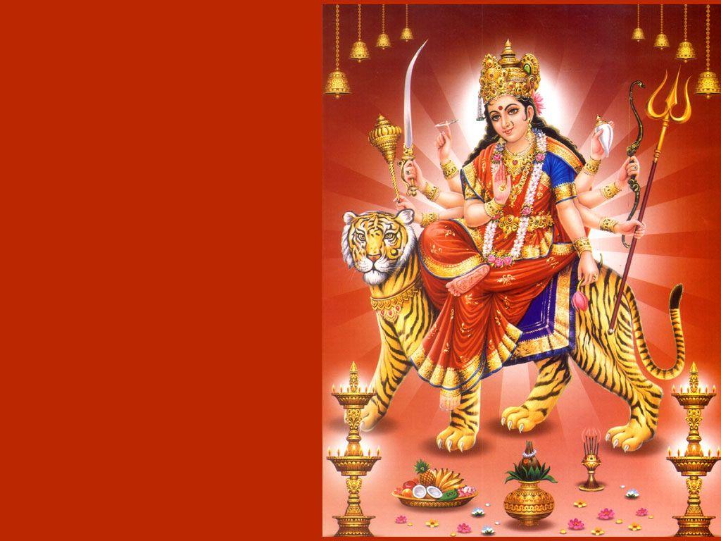 Joy Maa Durga Wallpaper Free Download