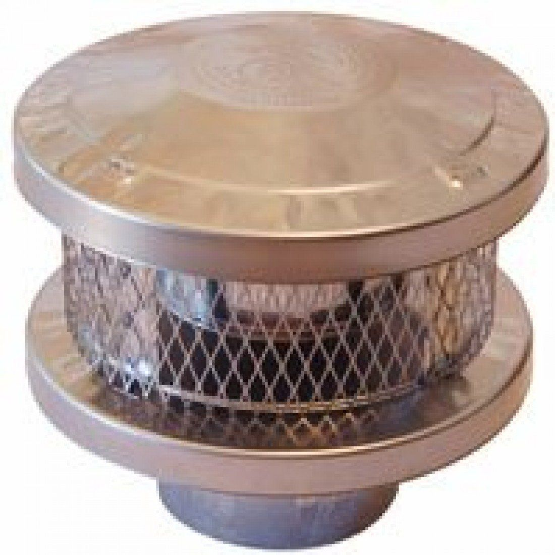 Round Metal Roof Vents