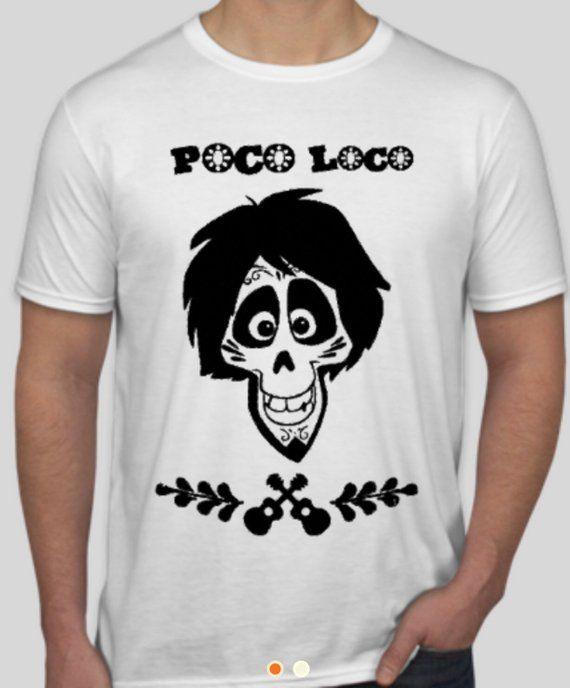 22e8ac09a5258 Disney pixar coco Hector poco loco shirt baby onesie | Products ...