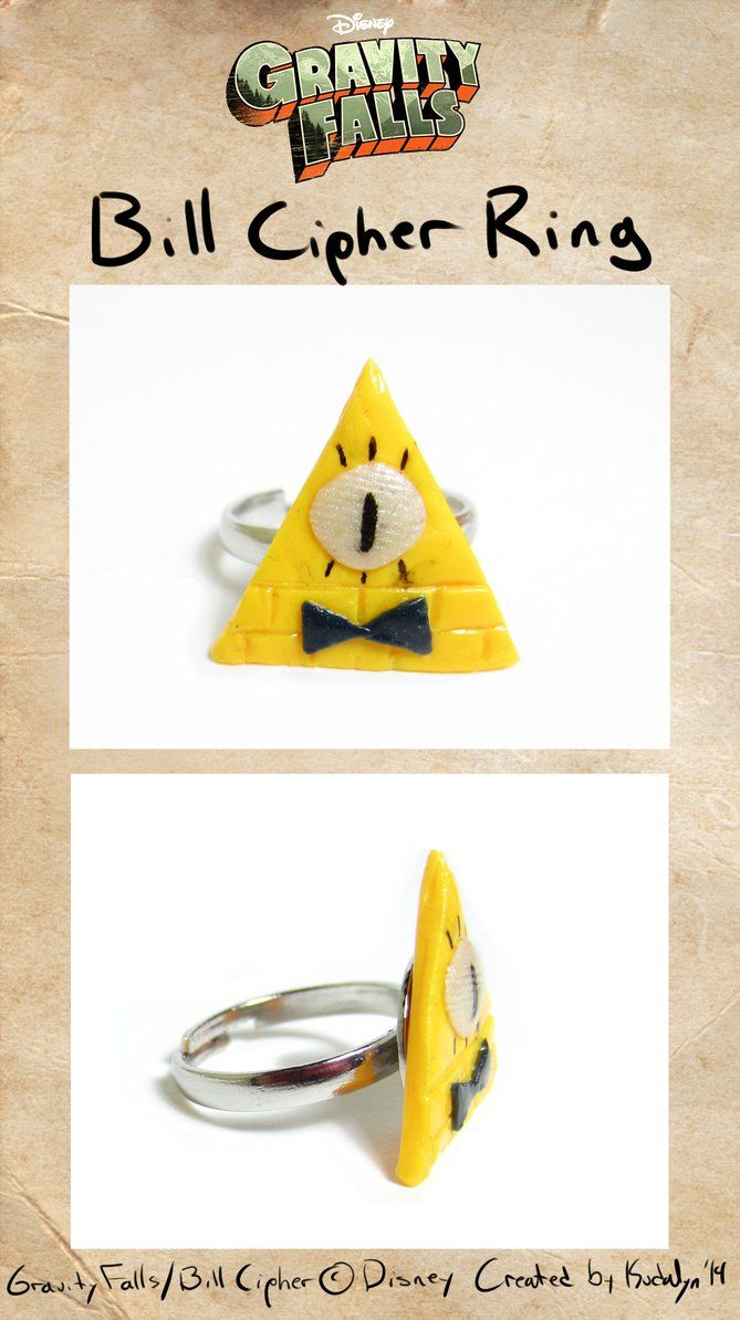 Bill Gravity Falls Polymer Buscar Con Google Things To Make For
