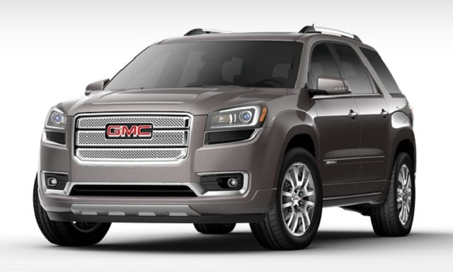 2016 Gmc Acadia Review