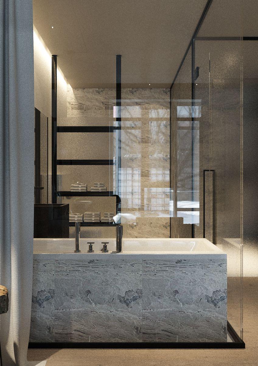 Home interior design badezimmer einfach n o t t d e s i g n  bathroom  pinterest  badezimmer und baden
