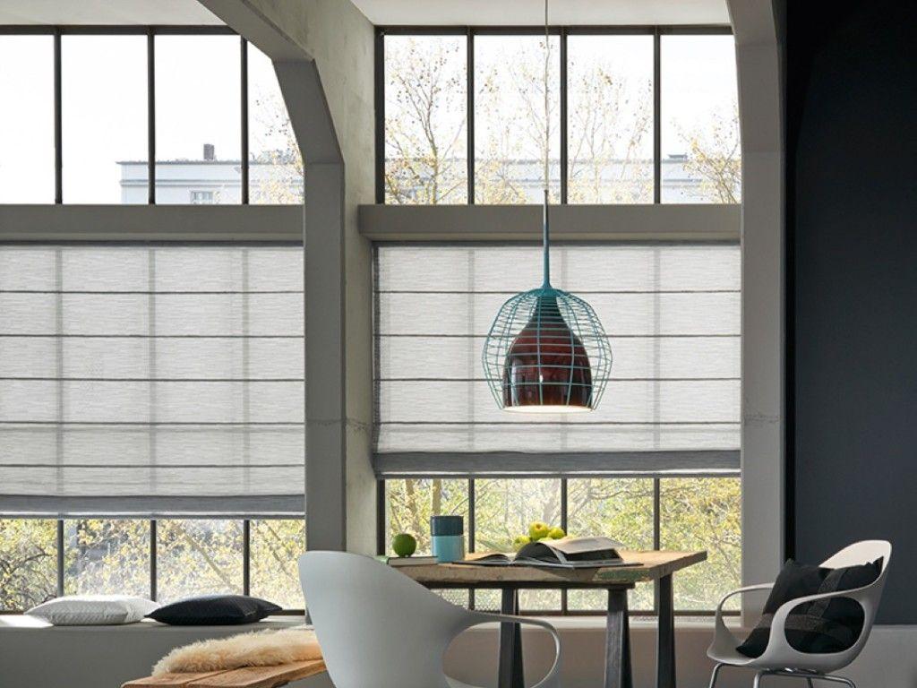 Unser Neuer Faltrollo Quer Und Klar Trebes Raumausstattung Und Inneneinrichtung Wohnen Vorhange Vorhange Gardinen