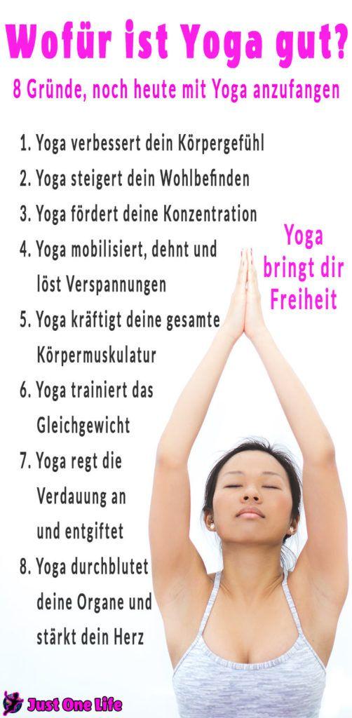 Yoga Sonnengruß - eine Anleitung für Yoga Anfänger