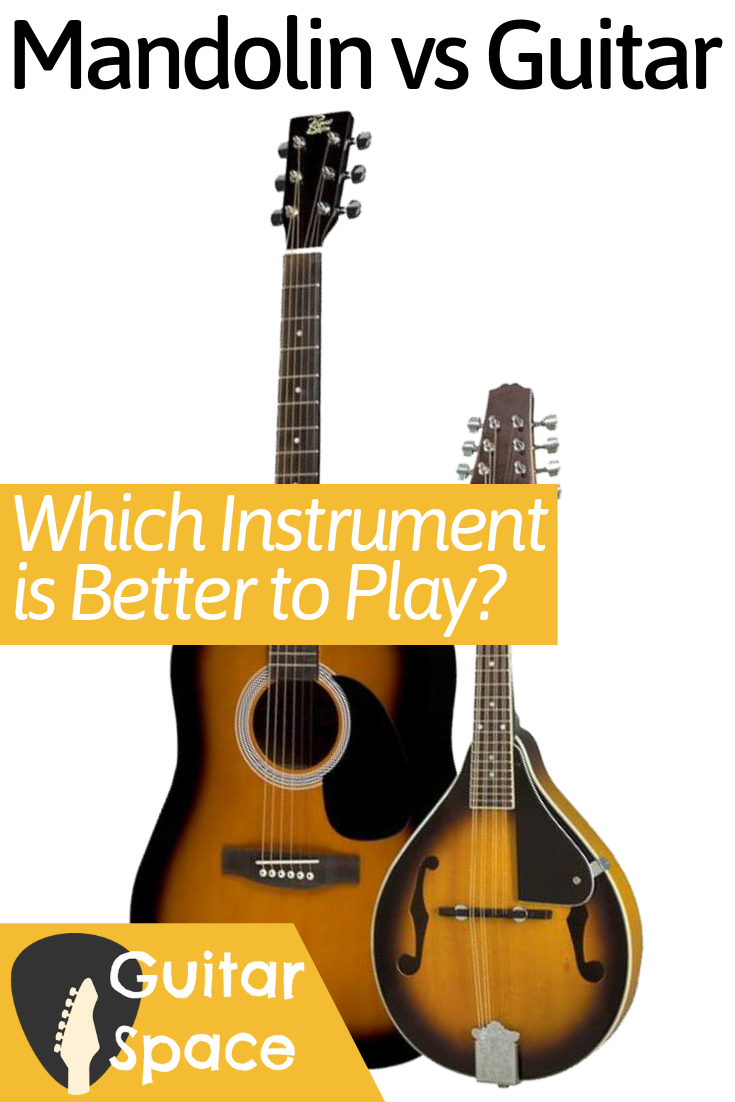 Mandolin vs Guitar Which Instrument is Better to Play