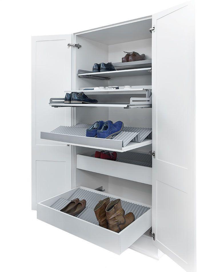 Systemy Do Garderoby Wklady I Polki Na Buty Akcesoria Meblowe Peka Closet Decor Hall Decor Shoe Rack
