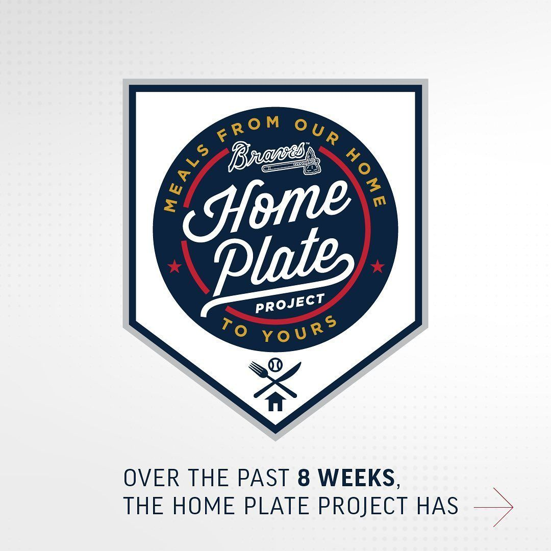 Atlanta Braves To All Of Those Who Helped Us On This Journey When Our Community Needed It Most In 2020 Braves Atlanta Braves Atlanta