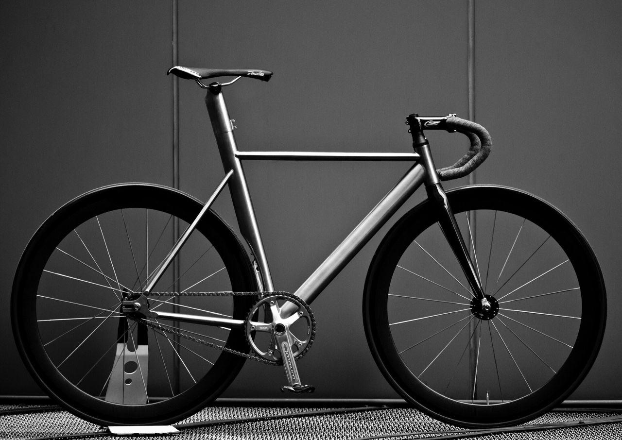 bikeplanet: Titanium Track by Father_TU on... -