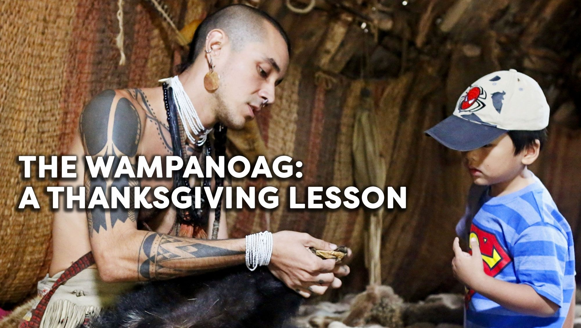 The Wampanoag: A Thanksgiving Lesson (Grades 3-5)