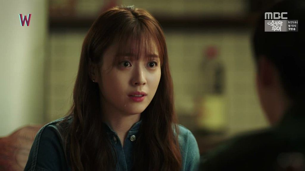 W two worlds final episode 16 Han hyo joo lee jong suk kang chul oh yeon joo
