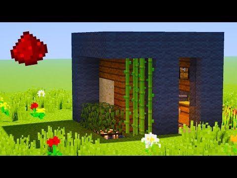 Minecraft 5x5 Modern Redstone House Tutorial Redstone Tutorial Youtube Minecraft Tutorial Minecraft Construction Minecraft Architecture