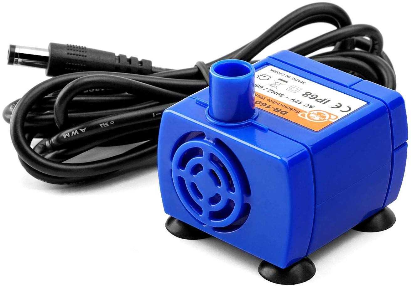 Veken Replacement Pump for 84oz/2.5L Cat Water Fountain