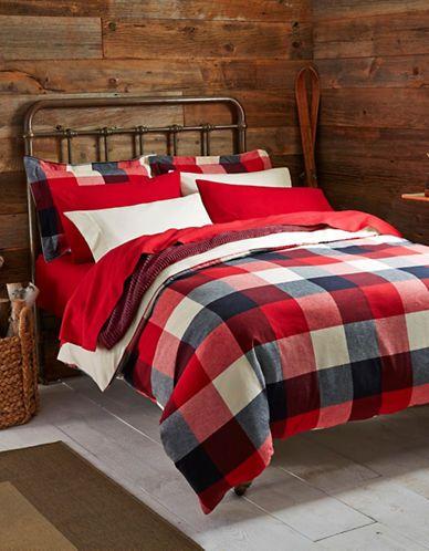 Buffalo Check Duvet Cover Hudson S Bay Plaid Bedding Buffalo Plaid Bedding Bed Linens Luxury